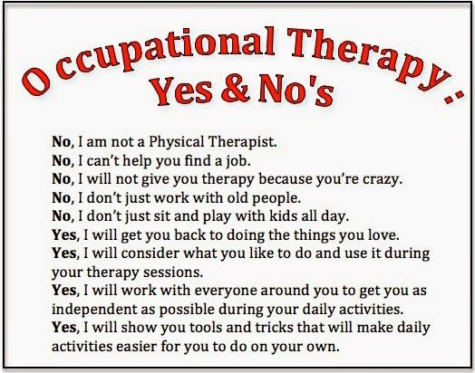 Occupational Therapy Quotes Extraordinary What Is Occupational Therapy  Everything You Ever Wanted To Know